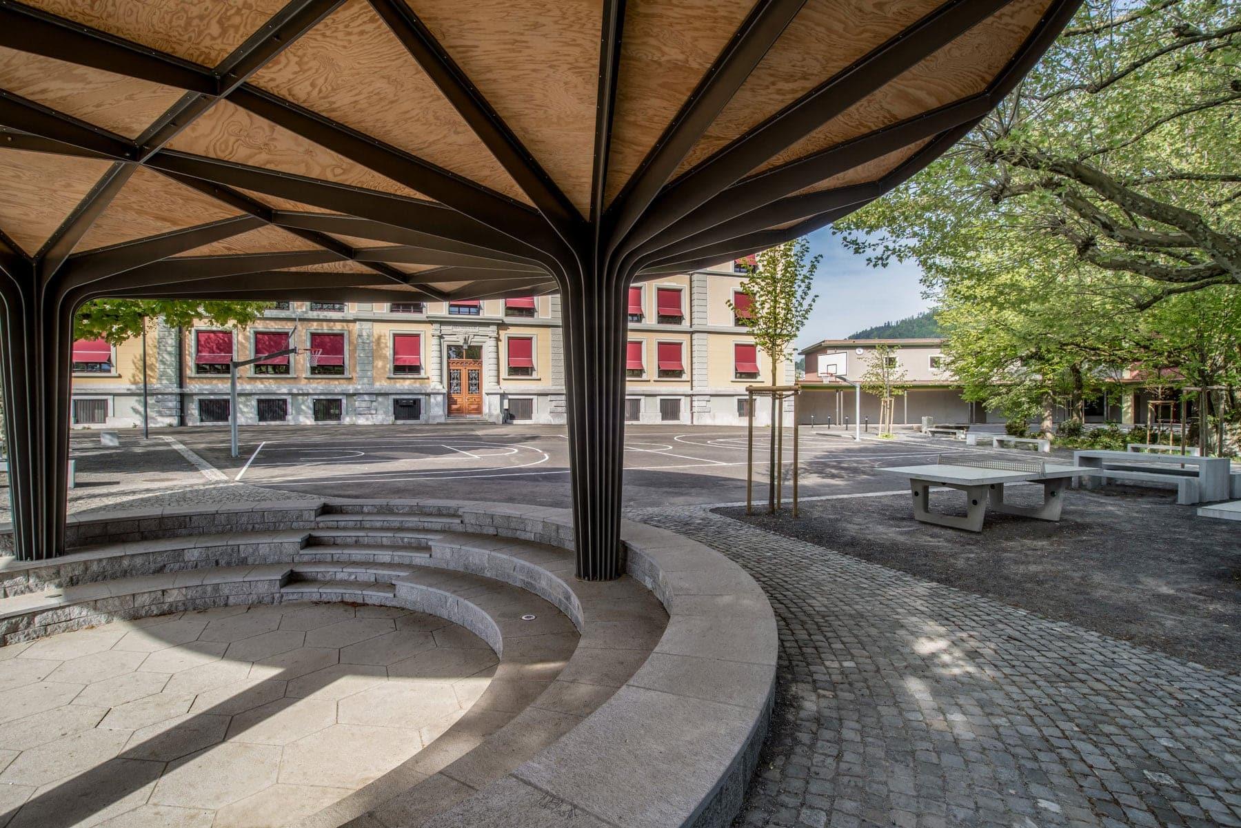 Delussu-Fotografie_Architektur_Schulhaus_Kirchbuehl